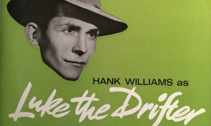 Hank Williams Luke The Drifter Alter Ego