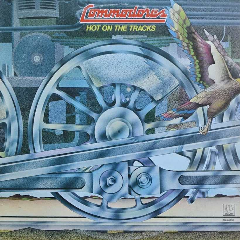 Hot On The Tracks Commodores
