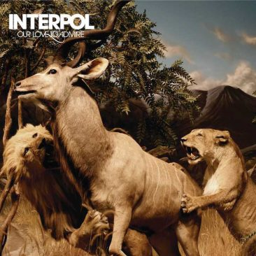 Interpol's Landmark Album 'Our Love To Admire' Gets Deluxe Anniversary Reissue