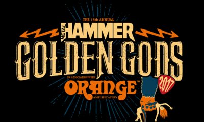 2017 Metal Hammer Golden Gods Winners Announced