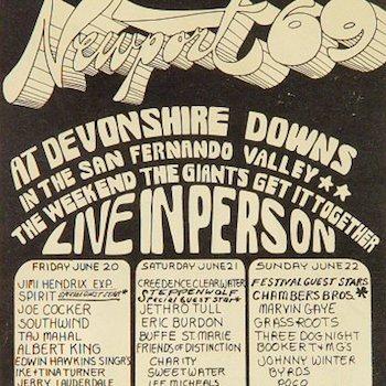 Newport Pop poster