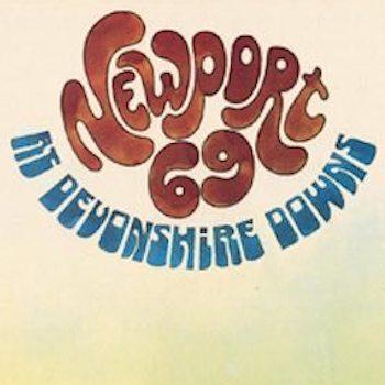 Newport Pop colour poster
