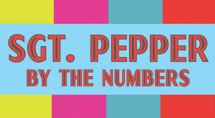 Sgt. Pepper Infographic