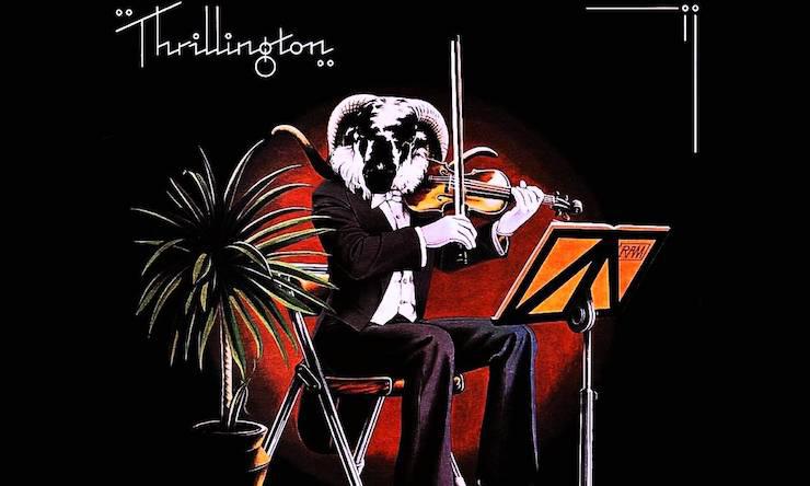 Percy Thrillington Alter Egos