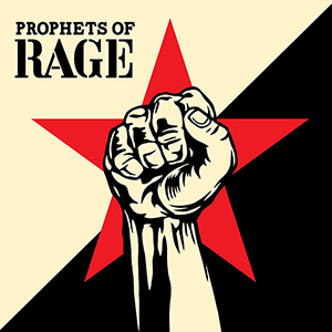 Prophets Of Rage Album Cover Unfuck The World