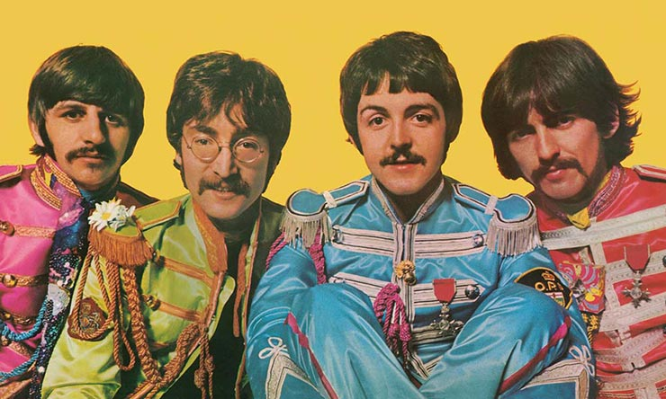 Beatles Sgt Pepper press shot web optimised 740
