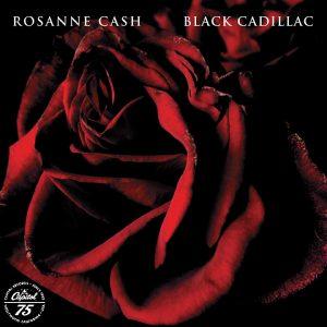 Rosanne Cash Black Cadillac Album Cover Capitol 75