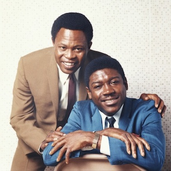 Sam & Dave (c) Bill Carrier Stax Archives