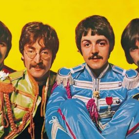 Beatles Sgt Pepper gatefold