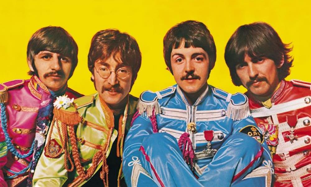 Beatles Sgt Pepper gatefold