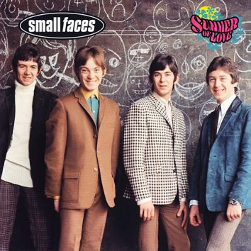 Small Faces From The Beginning Album Cover Summer Of Love Logo