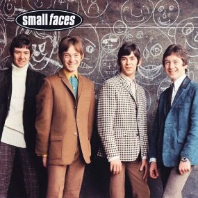 Small Faces From The Begnning album cover web optimised 820