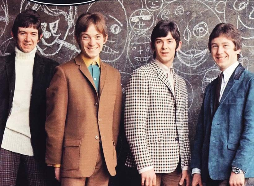 From The Beginning': Untangling Small Faces' Complicated Early Years