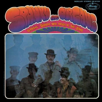 Spanky And Our Gang album cover web optimised 820