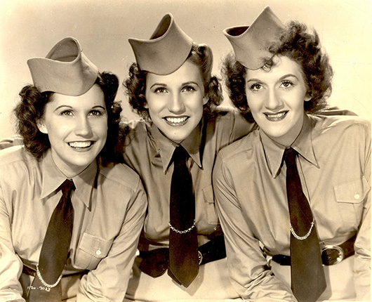The Andrews Sisters Featured Image