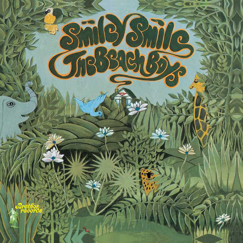 The Beach Boys Smiley Smile