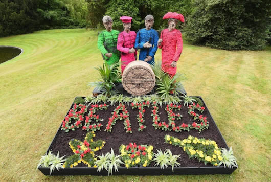 The Beatles Sgt Pepper Chiswick House