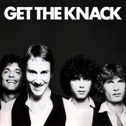 The Knack Get The Knack Album Cover web optimised 820