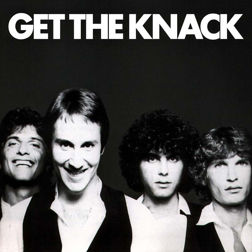 The Knack Get The Knack Album Cover web optimised 820
