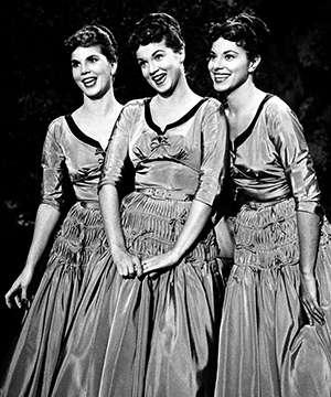 The McGuire Sisters Image
