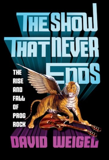 'The Show That Never Ends' Charts History Of Prog Rock