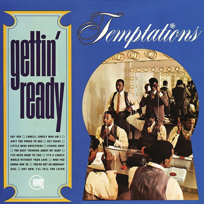 The Temptations Gettin' Reader album cover web optimised 820