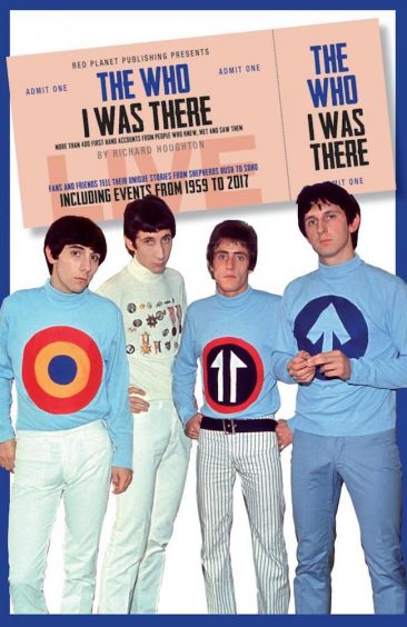 'I Was There' Tells Fan's-Eye Story Of The Who