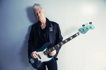 U2 Bassist Adam Clayton Receives MusiCare's 2017 Stevie Ray Vaughan Award