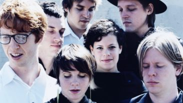 Arcade Fire Premiere 'Creature Comfort' Video With VH-1 Style Pop-Ups