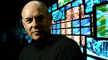 Brian Eno Creates App For New Coldplay Track 'Hypnotised'