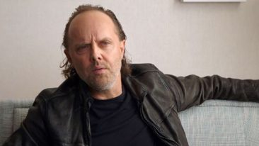 Metallica Drummer Lars Ulrich Knighted By Danish Crown Prince