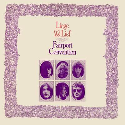 Fairport Convention Liege And Lief Artwork