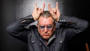 Former Sex Pistol Steve Jones Heads For Hollywood Walk Of Fame