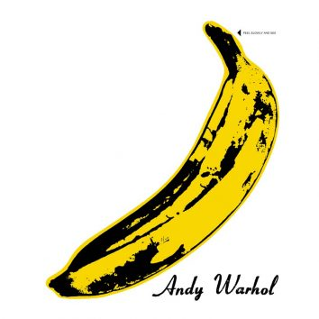 Velvet Underground And Nico album cover web optimised 820