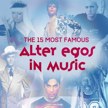 The 15 Most Famous Alter Egos In Music History