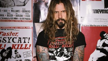 Rob Zombie Set To Begin Work On New Album In August 2017