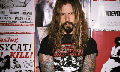 Rob Zombie New Album August 2017