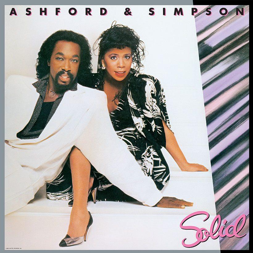 Ashford And Simpson Solid Album Cover web optimised 820