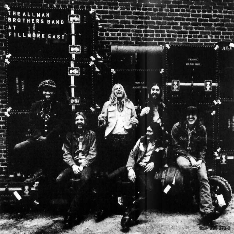 At Fillmore East Allman Brothers