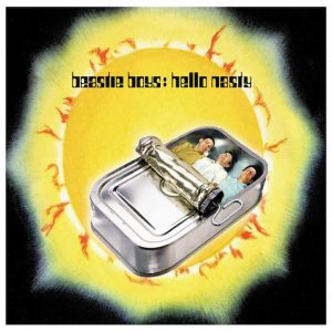 Beastie Boys Hello Nasty Album Cover