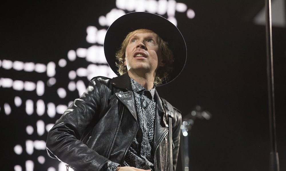 Beck approved live pic