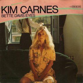 Kim Carnes Bette Davis Eyes