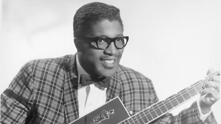 Bo Diddley's Second Hit Makes Him A 'Diddley Daddy'