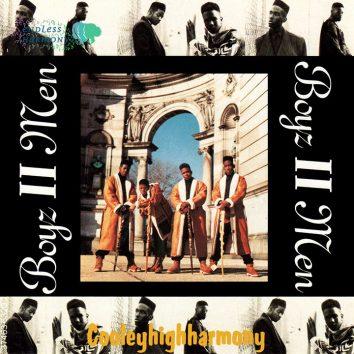 Boyz II Men Cooleyhighharmony Album Cover