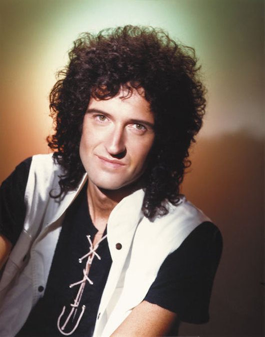 Brian May Queen Tour