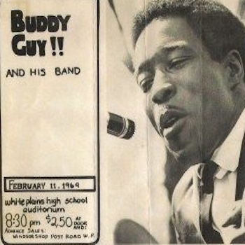 Buddy Guy ad