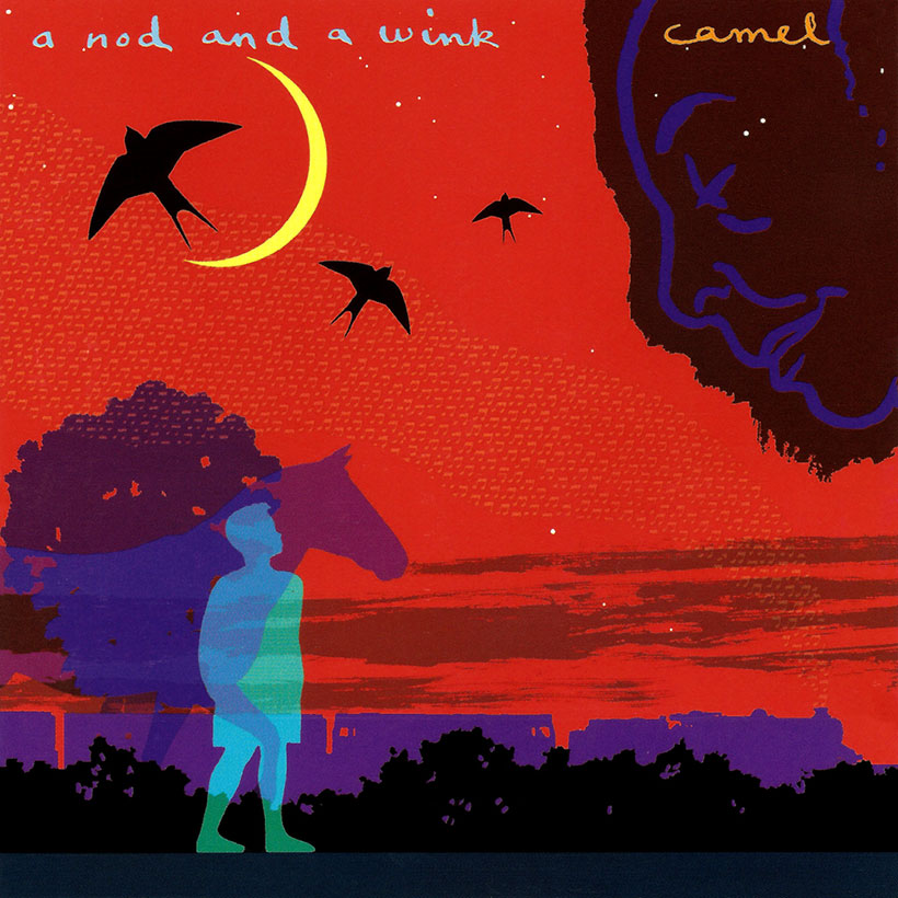 Camel A Nod And A Wink album cover web optimised 820