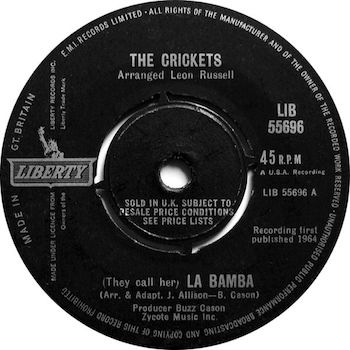 Crickets They Call Her La Bamba