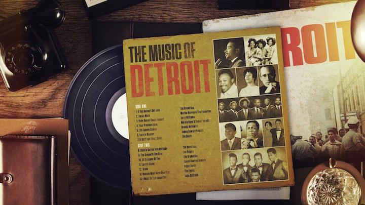Detroit-Soundtrack