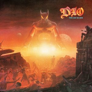 Dio The Last In Line Album Cover